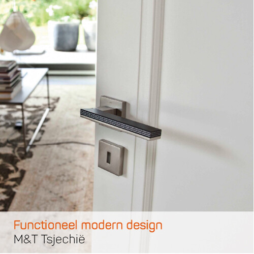 Functioneel modern design